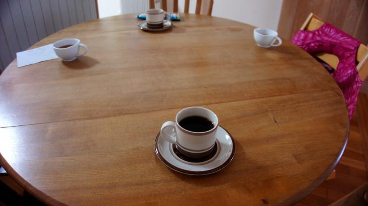 コーヒー アラビア 北欧