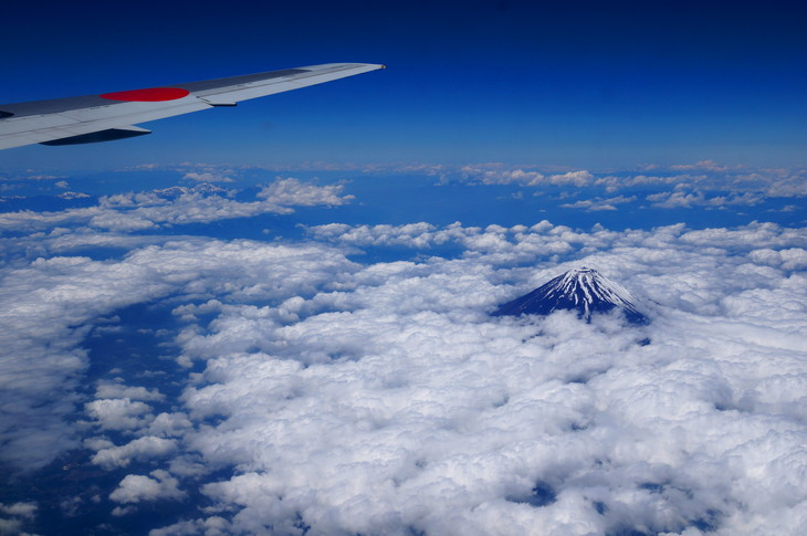 建築 自然 富士山