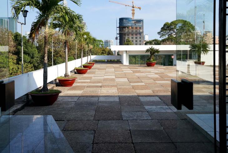 建築 大統領官邸 デザイン レトロ