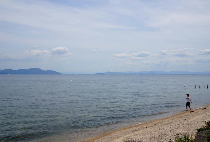 建築 自然 琵琶湖