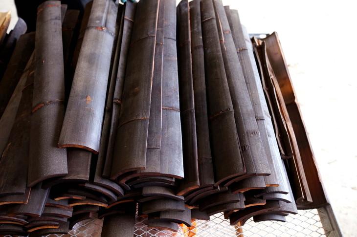 建築 インテリア 素材 竹 熊本