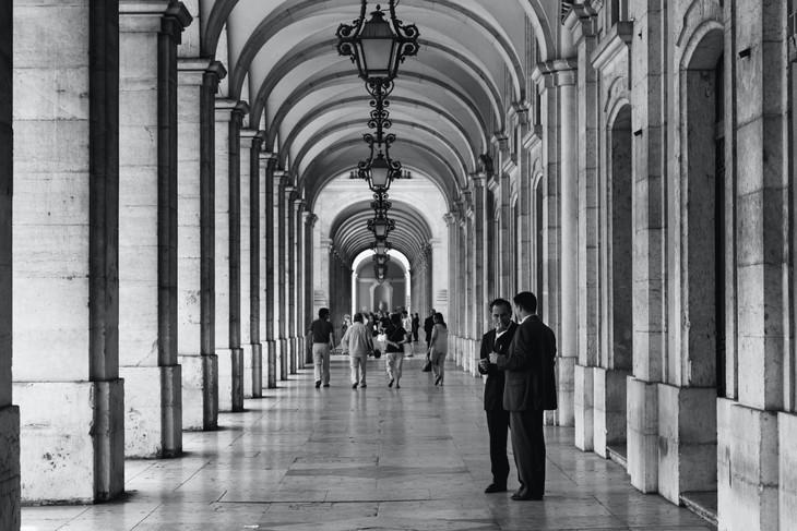 建築 インテリア パリ
